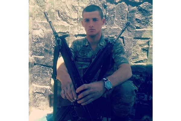 Kayseri'de Patlamada Yaralanan Bir Asker Çanakkaleli