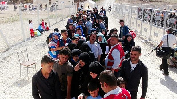 Yeni Gelecek Suriyeliler Çanakkale'ye Yerleştirilecek!