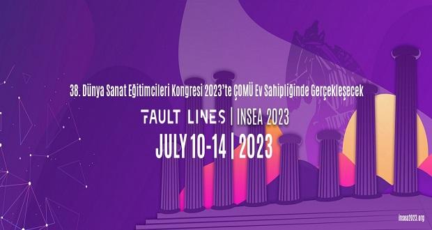 38. Dünya Sanat Eğitimcileri Kongresi ÇOMÜ'de Gerçekleşecek
