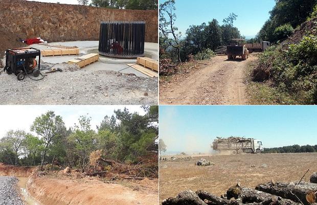 CHP Çevrecileri Yarı Yolda Bıraktı