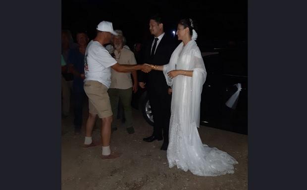 Önce Düğün... Sonra Nöbet..