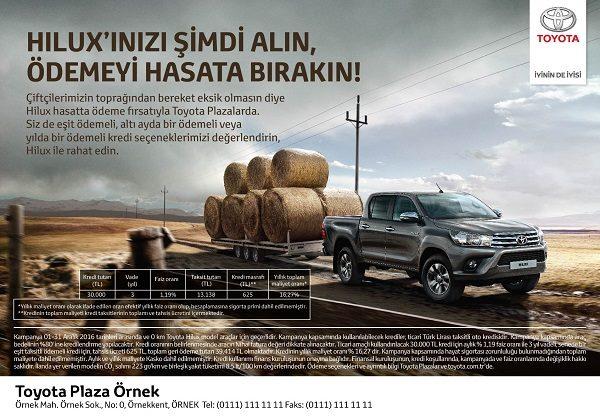 Toyota Plaza Aydoğan Kur Artışına Rağmen Rekabetçi Fiyatlar Sunuyor