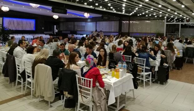 Anadolu Hastanesi Personeli Geleneksel İftar Yemeğinde Buluştu