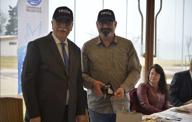 Çalışan Gazeteciler Günü Ödülü Ogün İnal'a Verildi