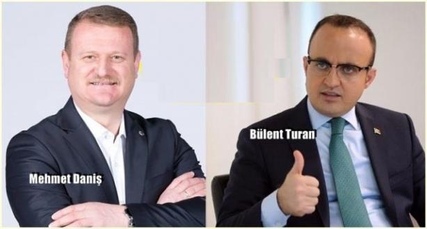 """""""Bülent Turan Mehmet Daniş Kadar Olamadı..."""""""