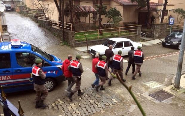 Çanakkale'de Fuhuş Operasyonu: 9 Gözaltı