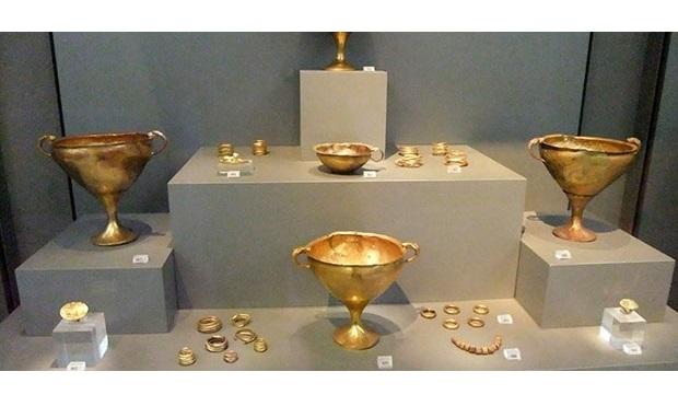 Troya Hazineleri Troya Müzesi'ne Nakledilecek