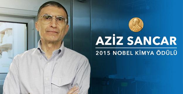 Nobel Kimya Ödüllü Aziz Sancar Türkiye'ye küstü