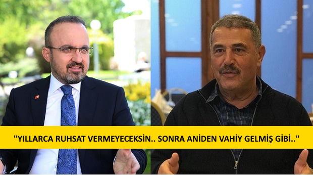 Ersümer'den Turan'a Zehir Zemberek Yanıt!