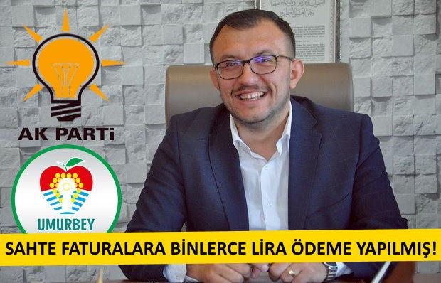 AK Partili Başkana