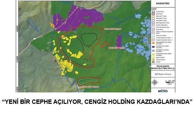 CHP İl Başkanı Çevrecileri Mücadeleye Çağırdı!