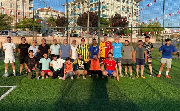İYİ Gençlerden 30 Ağustos Zafer Bayramı Halı Saha Turnuvası