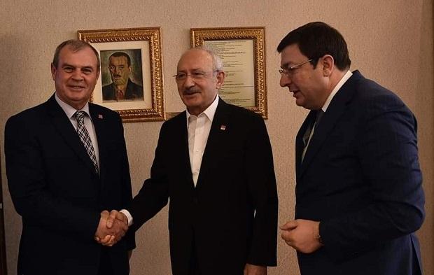 CHP İlçe Başkanı Görevden Alındı!