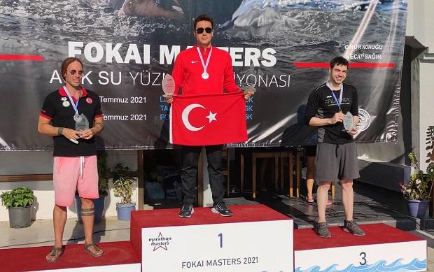 Avrupa Şampiyonu Milli Yüzücü Öztürk Çanakkale'de Yarışacak