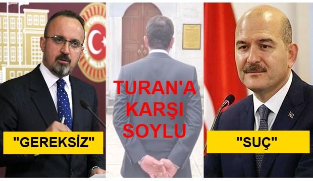 AK Parti'de İmamoğlu Tartışması..