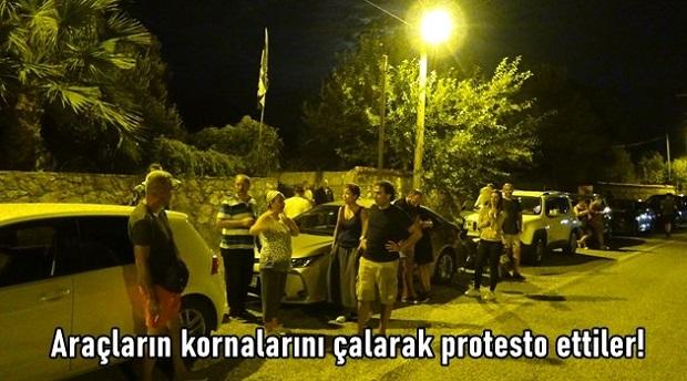 GESTAŞ ve Bozcaada Yönetimine Tatilcilerden Tepki!
