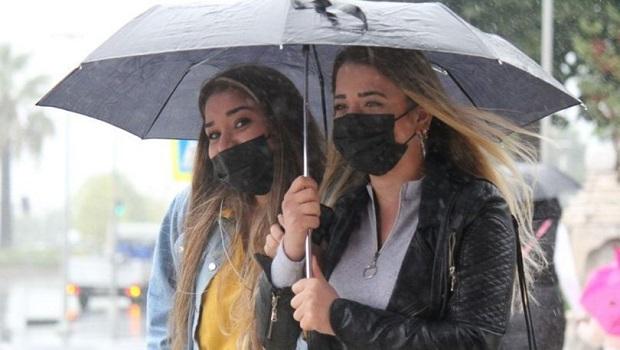 Çanakkale İçin Sağanak Yağış Uyarısı