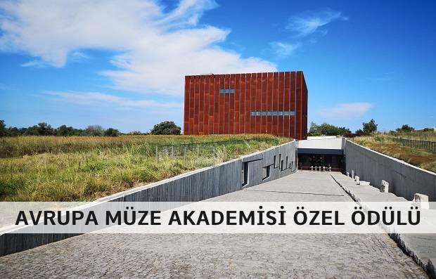 Troya Müzesi Ödüle Doymuyor..